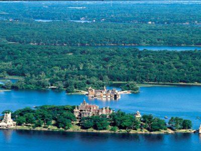 Thousand Islands of USA