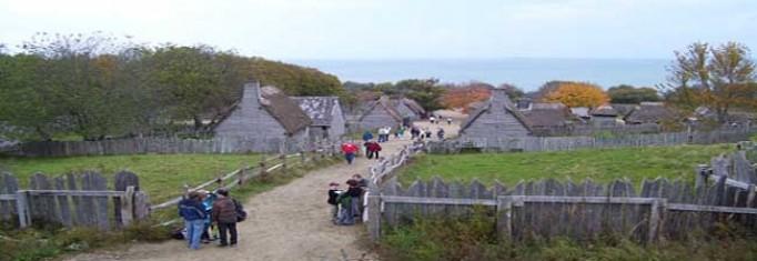 3-Day New York to Marthas Vineyard-Plymouth Plantation Tour
